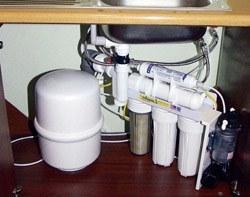 Установка фильтра очистки воды в Ярославле, подключение фильтра для воды в г.Ярославль