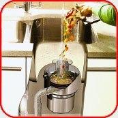 Картинка. Установка измельчителя пищевых отходов в квартире, коттедже или офисе в Ярославле